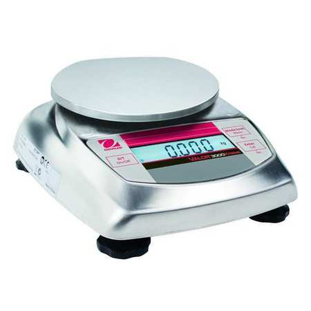 Digital Compact Bench Scale 200g/0.44 lb. Capacity