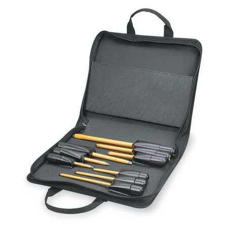 klein tools insulated screwdriver set 33528 ebay. Black Bedroom Furniture Sets. Home Design Ideas