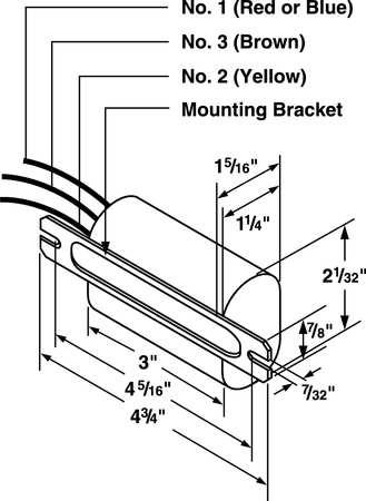 Ballast Ignitor, 1000 W, HPS