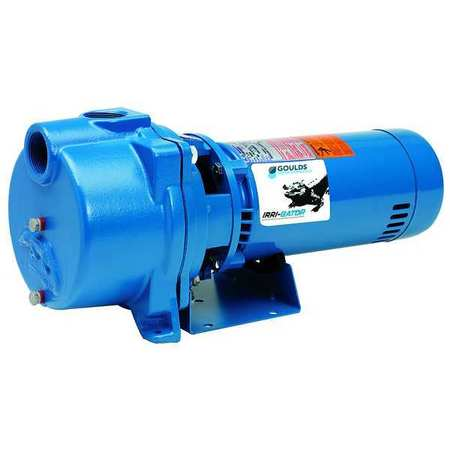 Self-Priming Stainless Steel Fitted Lawn Sprinkler/Booster Pumps