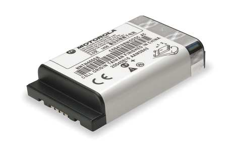 Battery Pack, Li-Ion, 3.6V, For Motorola
