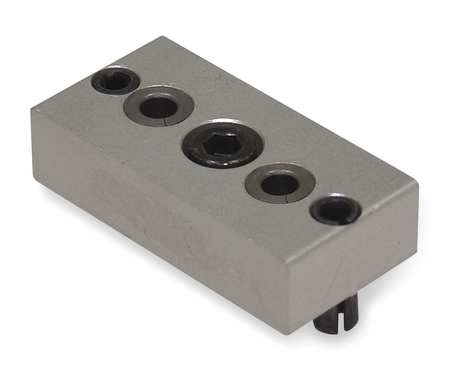 Access Hole Drill Jig, Aluminum, Type 10