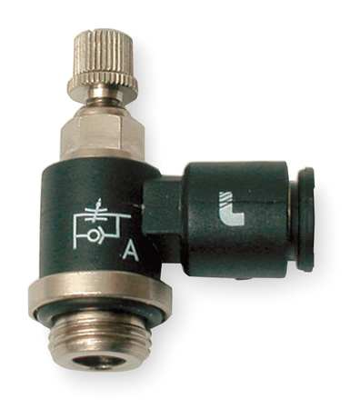 Flow Control Regulator, 1/4 In OD