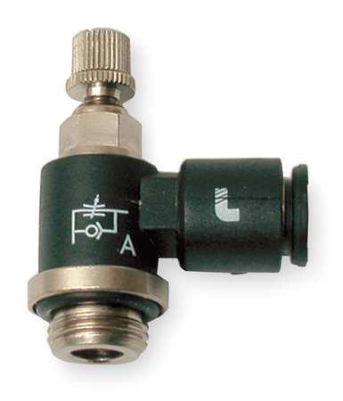 Flow Control Regulator, 6mm OD