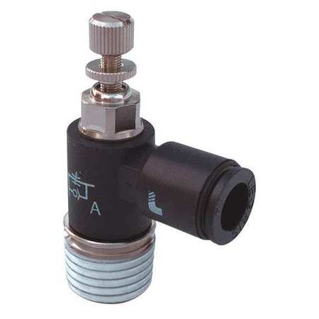 Flow Control Regulator, 1/8 In OD