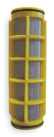 "Filter Screen, Yellow, 1-1/4"" Diameter"