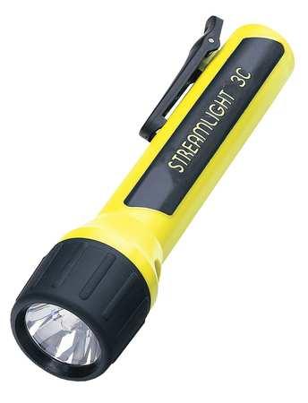 STREAMLIGHT Xenon 50 Lumens  Yellow Handheld Flashlight