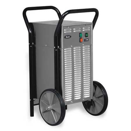 Industrial Dehumidifier, 124 pt, 115V, 60Hz