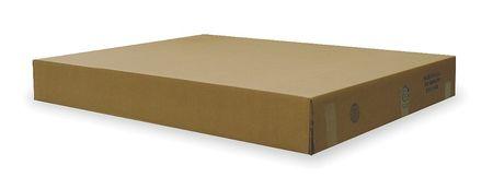 Shipping Carton, Brown, 36 In. L, 100 lb.