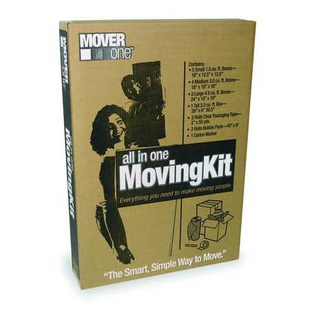 Moving Cartons,  Kits,  and Accessories