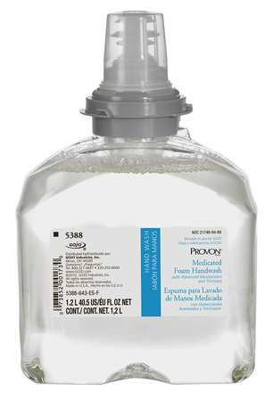 PROVON 1200 mL Unscented Medicated Antibacterial Soap