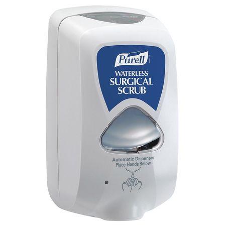 Hand Sanitizer Dispenser, 1200mL, Gray