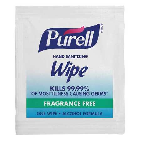 "Hand Sanitizing Wipes,  5 x 7"",  4000 Wipes"