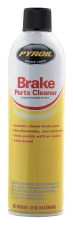 Brake Parts Cleaner,  16 oz. Aerosol Can