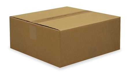 Shipping Carton, Brown, 24 In. L, 10 In. W