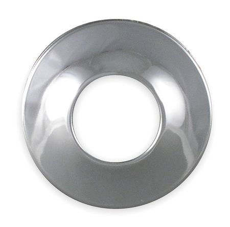 Wall Flange, Pipe I.D. 1 1/4 In, PK10