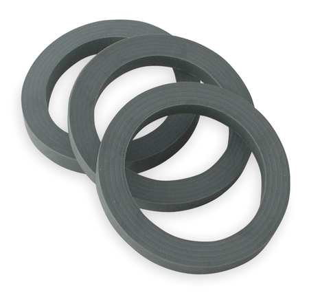 Washers, Pipe Dia 1 1/4 To 1 1/2 In, PK10