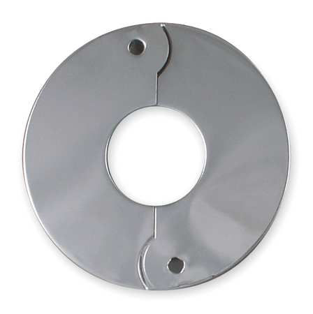 Floor Flange Trim Plate, Steel, 1 In