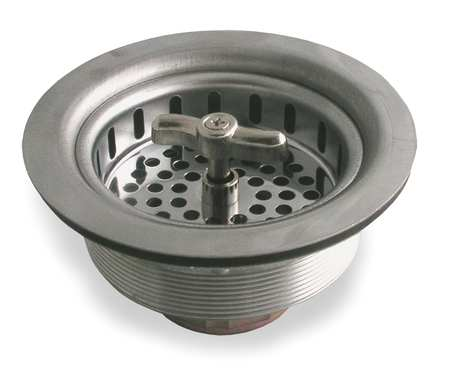 Strainer, Twist and Lock, 1-1/2 In. NPSM