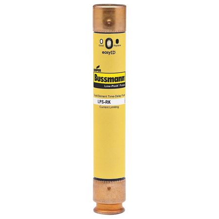 45A Time Delay Melamine Class RK1 Fuse 600VAC/300VDC