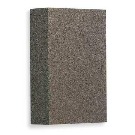 Angled Sanding Sponge, C/M, 4-7/8x2-7/8x1