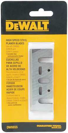 Replacement Planer Blade, PK2