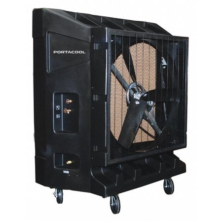 11000/20000 cfm Portable Evaporative Cooler,  115V