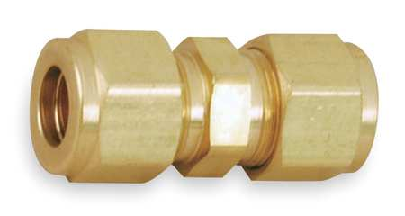 "1/2"" A-LOK Brass Union"