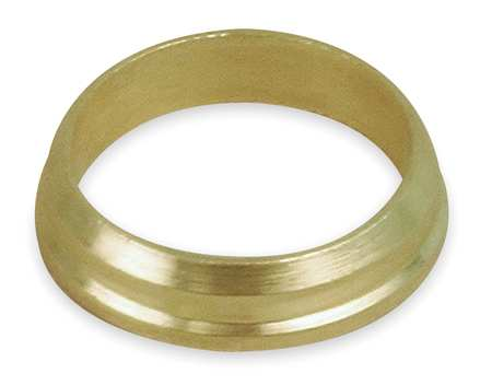 """3/8"""" A-LOK Brass Back Ferrule"""