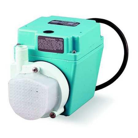 Pump, 7 In. L, 4-1/2 In. W, 5-1/2 In. H