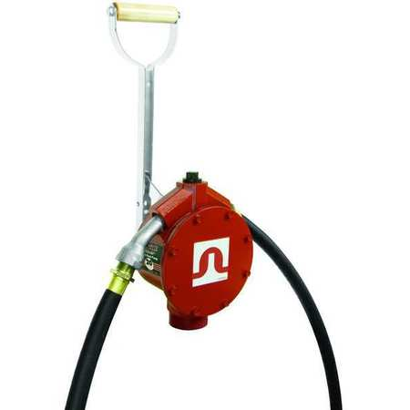 Hand Drum Pump, 3/4 In FNPT, 20 gpm