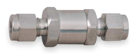 Inline Filter, 1/2 In, 316 SS, 6000 PSI CWP