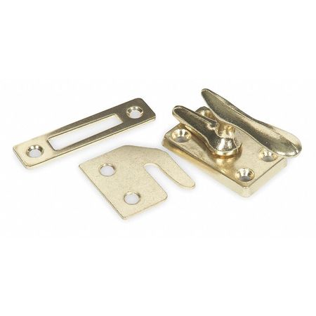 Casement Fastener Lock, Solid Brass