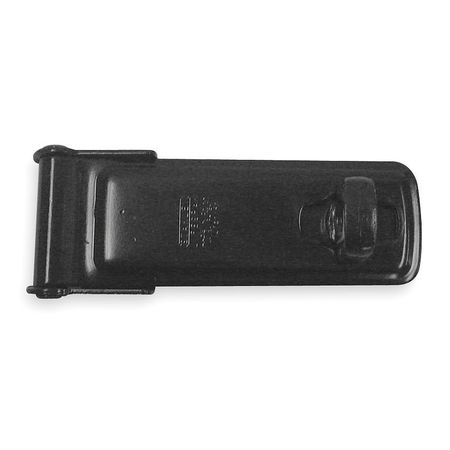 Latching Post Safety Hasp, 4-1/2 In. L