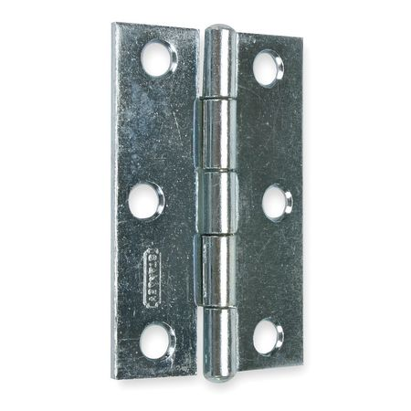 "Template Hinge, 2-1/2x1-11/16"", 056"" Thick"