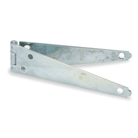 Strap Hinge, Steel, 1-5/8 In. L