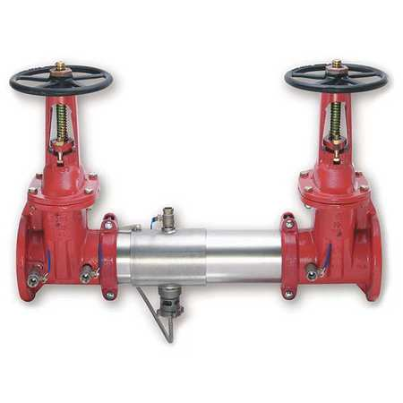 Reduced Pressure Zone Backflow Preventer