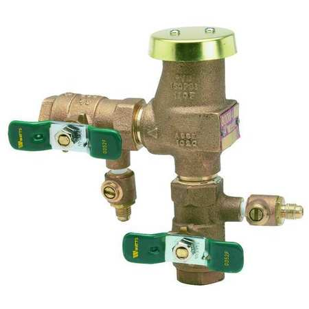 Anti-Siphon Backflow Preventer, Watts 800