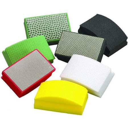 Sanding Hand Pad, 400 Grit, Extra Fine