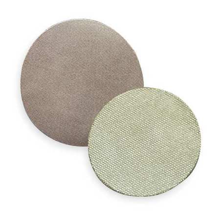 PSA Sanding Disc, Diamond, Cloth, 8in, 120G