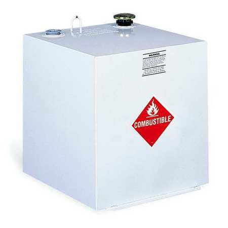 Liquid Transfer Tank, Square, 50 gal.