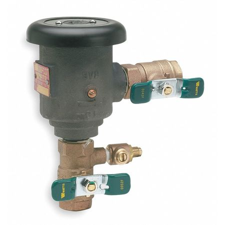 Anti-Siphon Backflow Preventer, Watts 008