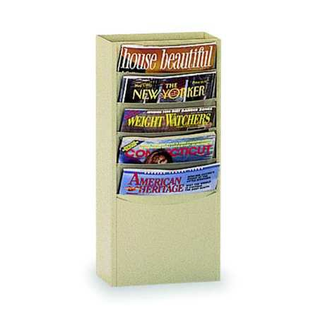 Magazine Display, 5 Compartments