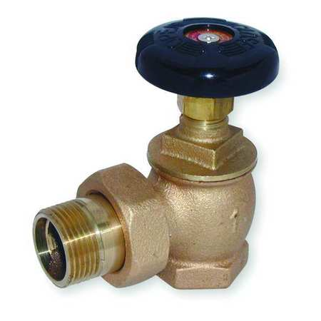 Radiator Valve, Size 3/4 In