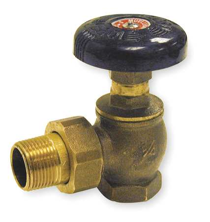 Radiator Valve, Size 1-1/4 In