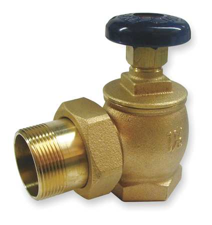 Radiator Valve, Size 1-1/2 In