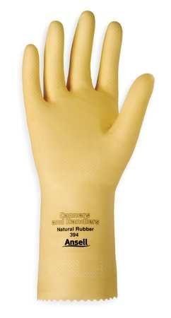 Chemical Resistant Glove, 20 mil, Sz 10, PR