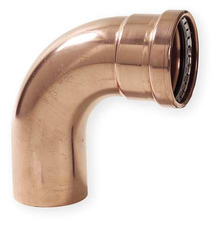 "4"" FTG x Press Copper 90 Degree Street Elbow"