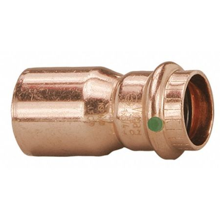 "3"" FTG x 2-1/2"" Press Copper Reducer"