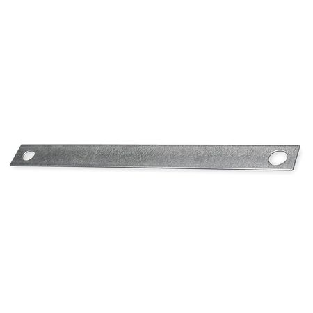 Beam Clamp Strap, 3/8 or 1/2 IN Rod, 12 In